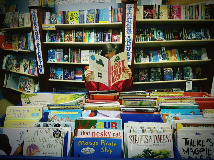 Hooray for school holidays and time to browse Share My Life Live Love Shop Books Bookworm Bookstore Interior Views In Another World Blessedsunday Family Time Showcase June People And Places