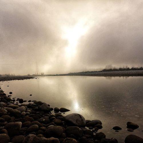Fiume brenta Fog First Eyeem Photo