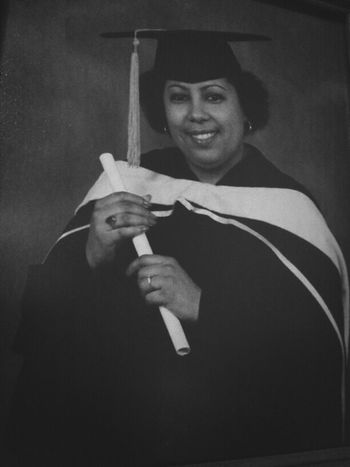 Blackandwhite Graduation College Days