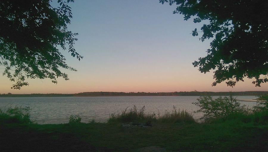 Poland Slaskie Lake