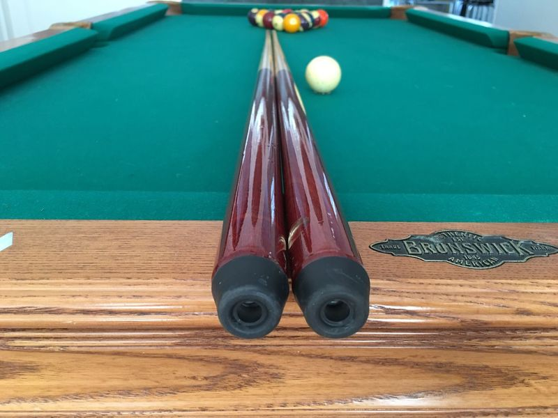 The OO Mission Pool Pooltable Pool Time Play Playground Adults Only Mancave Que Fine Art Photography