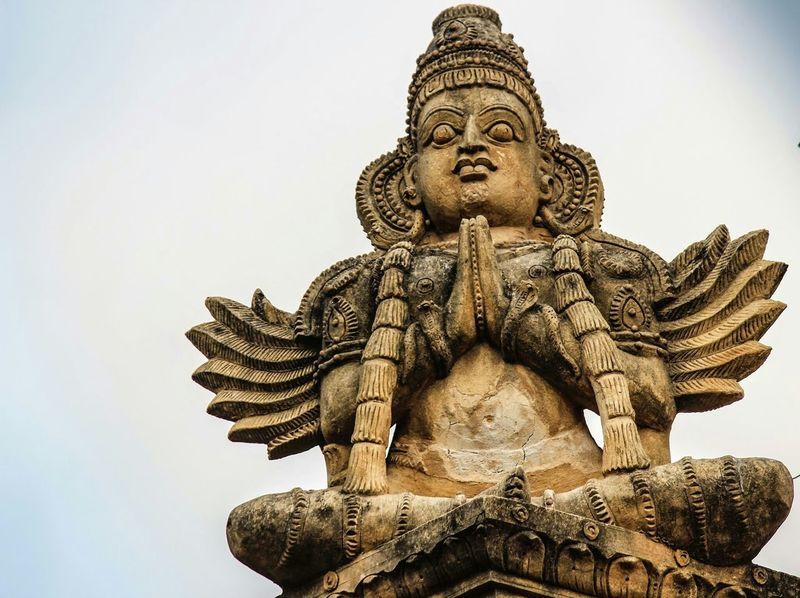 Indian sculptre