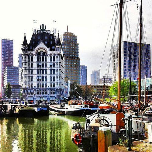 Gezellig Weekendje in Rotterdam met mijn Liefde♥