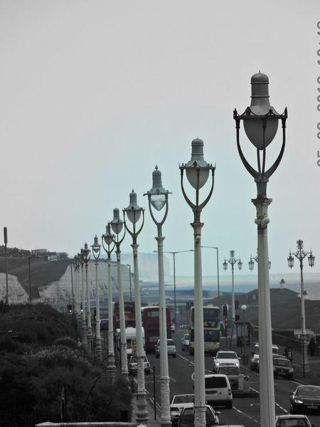 Marine parade, brighton Lighting Equipment Lamp Post Outdoors Man Made Object Street Light