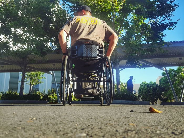 Another Day Rolling Personal Perspective That's Me Perspective Veterans Male Disabled Wheelchairs Rolling Outdoors Eye4photography  From My Point Of View ForTheLoveOfPhotography Fine Art EyeEm Eyeemphotography Harsh Reality... Photography Is My Therapy Homeless Asphalt Jungle Obstacles Corpsman