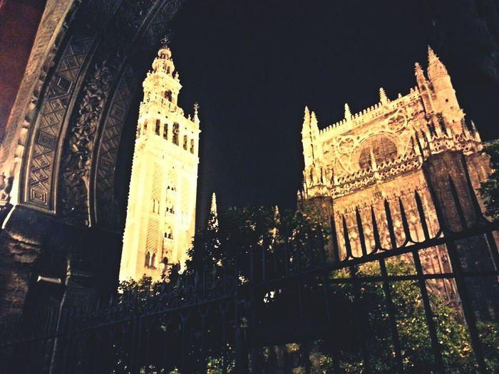 Navidadsevilla14 Sevilla La Giralda