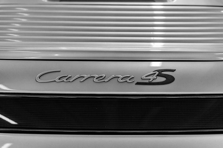 Automotive Photography Blackandwhite Photography Brand Mode Of Transport Photographyisthemuse Porsche Porsche 911 Porsche Carrera 4S Rear View