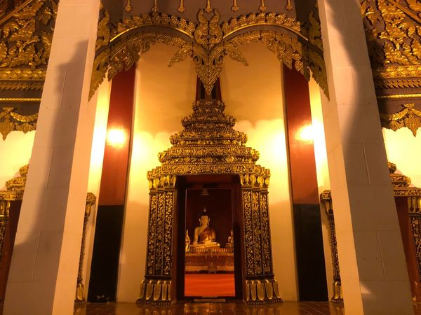 Buddhist temple Thailand Budism EyeEm Selects Built Structure Architecture Religion Belief Spirituality Place Of Worship