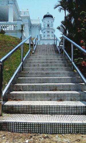 Stairs Taking Photos Malaysia Landscape Hills Historical Building Tourist Attraction  Peace Pray Calm