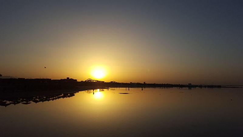 Hot Sky Sun Sunnset Sunnsetlovers Sunny Day Water Ägypten  Ägypten Red Sea