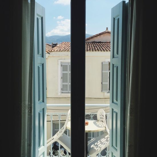 Poros Hotel Hotel Room Window Windows Vscocam VisitGreece Travel Photography