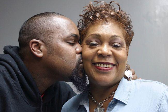 Happy Mother's Day! Portrait Love Mom WJII Photography
