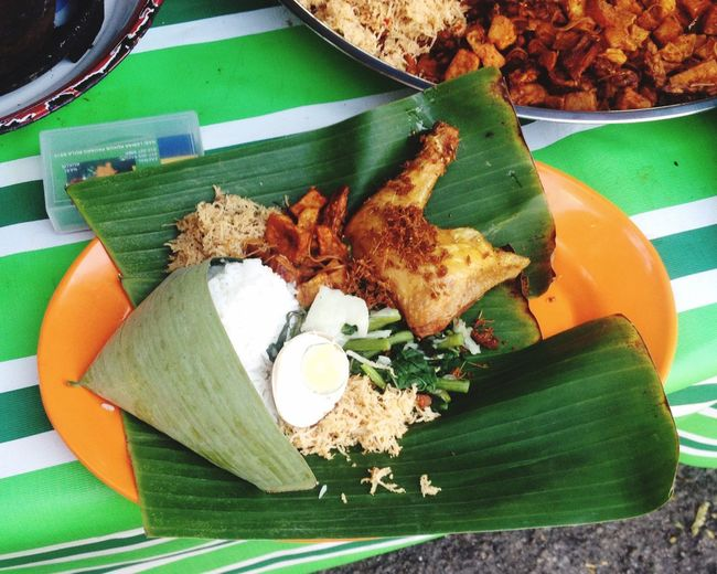 Asian Food Malaysian Food Great Food Truck Nasi Ambang Rice Foodporn Food Porn