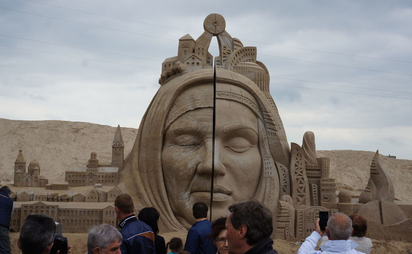 Sands Sculpture Festival