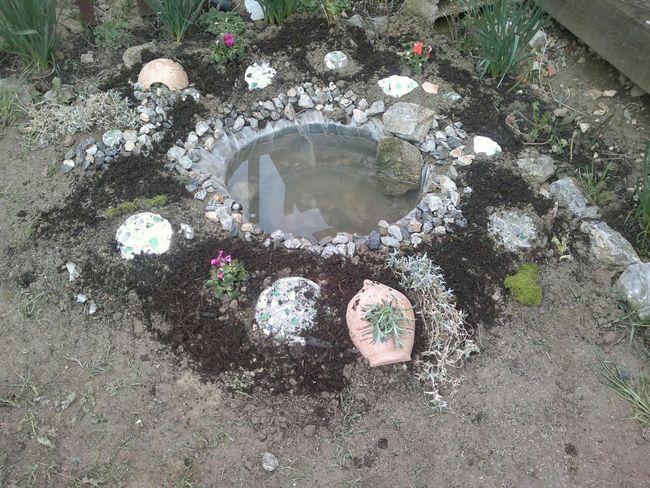 Homedecor Garden Fountain