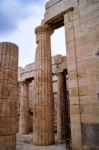 Architecture Built Structure History Ancient The Past Old Ruin Ancient Civilization Architectural Column Travel Destinations Building Exterior Tourism Archaeology Day Old EyeEmNewHere