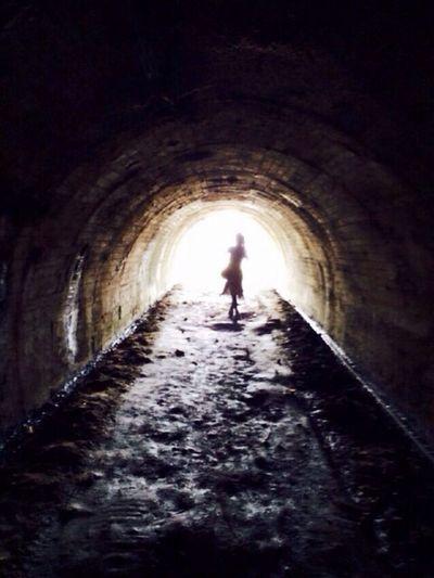 上世代的繁榮,現世代的靜寂- 長仁社區,煤礦遺址 基隆