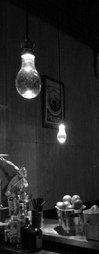 Wednesday II. Monochrome Lavapies Madrid Bars Blac&white