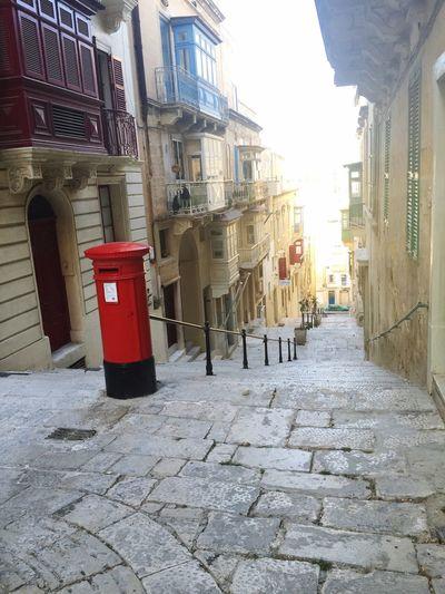 Letter Box Street