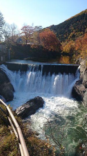 洛陽の滝 🌿滝上町