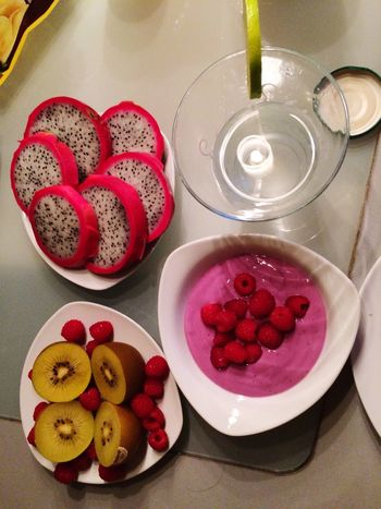 Great breackfast Vagan Clean Eating Dragonfruit Friends ❤