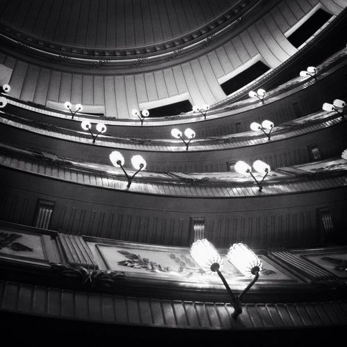 A l'opera de Vienne, un moment magique... Black And White Bw_collection Staatsoper