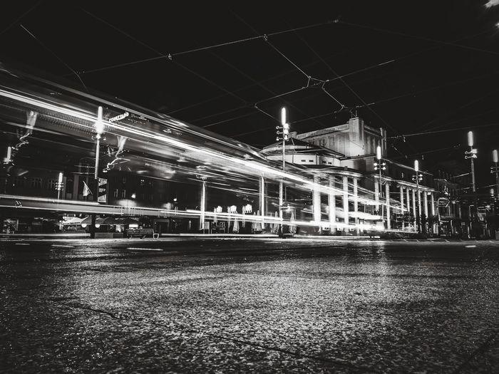 Katowice inaczej Katowice Illuminated Reflection
