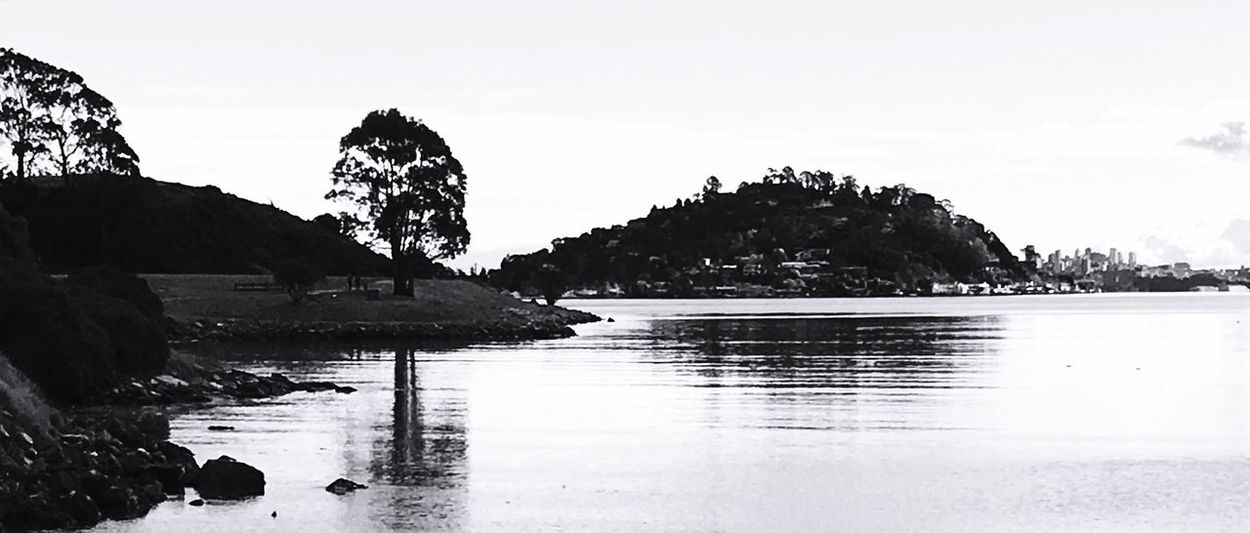 Reflections Water Beauty In Nature Scenics Outdoors Idyllic Wine Moments Landscapes Nature Tranquil Scene Sky Black & White Tree Rock - Object Landscape San Francisco Landscape #Nature #photography Reflections In The Water Cloud - Sky Landscape Photography Water Reflections Coastal Black&white Fine Art Photography Fine Art Art Is Everywhere