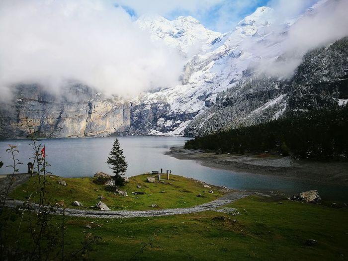 Mesmerising Swiss alps... First Eyeem Photo