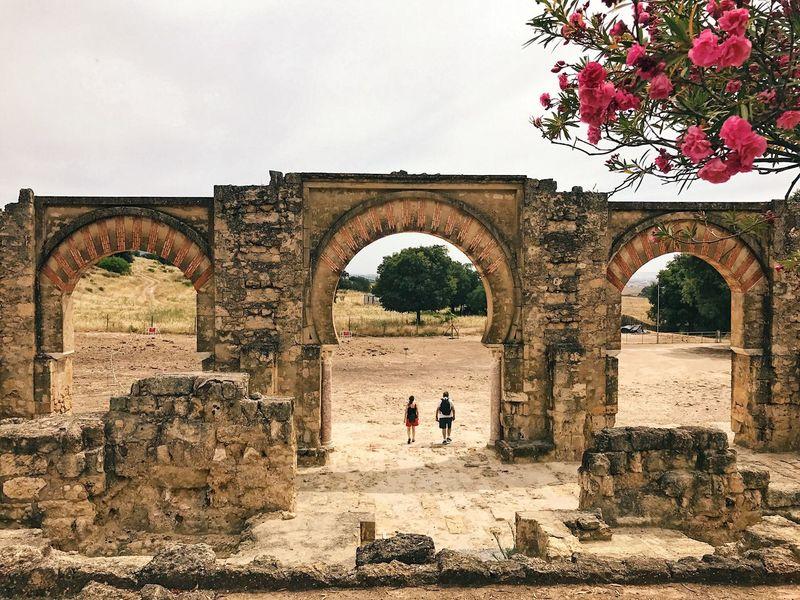 Medina Azahara Al Zahara Ruins Córdoba SPAIN Andalucía Andalusia Moorish Architecture Imperial Palace