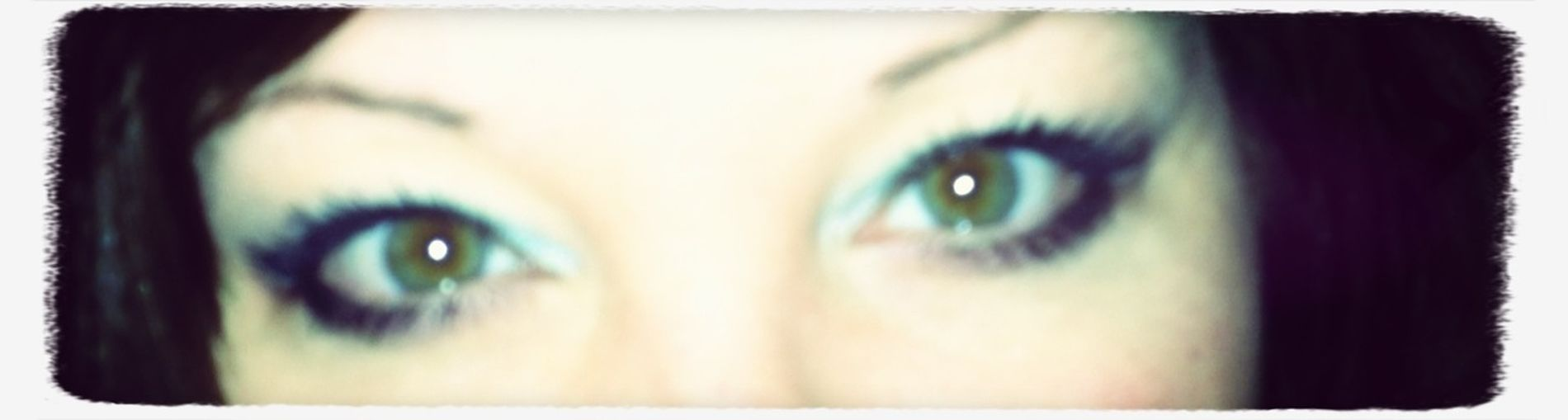 Blue Eye Shadowwww.....