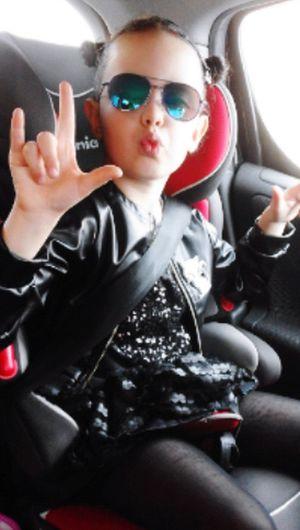 Rock princess Rock Rock N Roll Mygirlrocks Beautifulgirl Rockprincess Rockbaby Rock'n'Roll Hey There Thebestgirl♥ Thebestgirl Iloveher ♥
