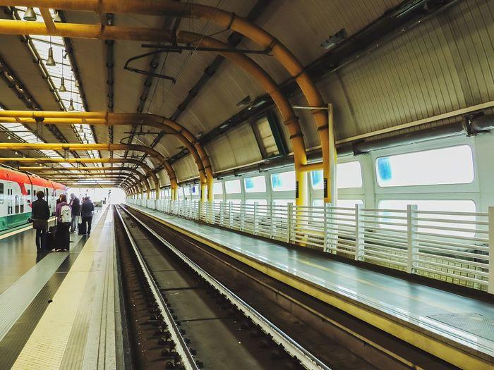 Infinity Train Station