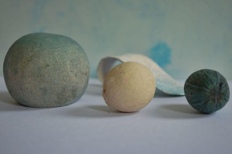 Pot pourri. Blue Nikon Blue Close-up Decorative Pot Pourri Selective Focus Still Life Table