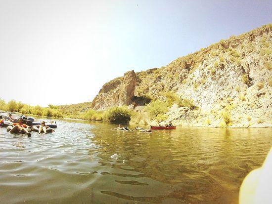 Water Nature Outdoors River Fun