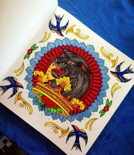 ✍️ Blackpanther Panther Rose🌹 Flowers Bird Birds Draw Drawing Drawingtime Tattoo Tattoodesign Colored Animal Animal Themes Art Arts Culture And Entertainment ArtWork Artist Artistic Art, Drawing, Creativity Creative Picoftheday Photooftheday Like4like Today :) Flash Tattooflash Artsy Artstagram Multi Colored