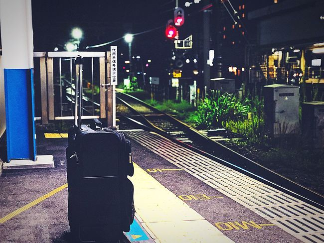 Shorttrip Kanagawa Japan Train Station Odakyuline Carrybag Black Home Goodnight Midnight 2hours Remotework