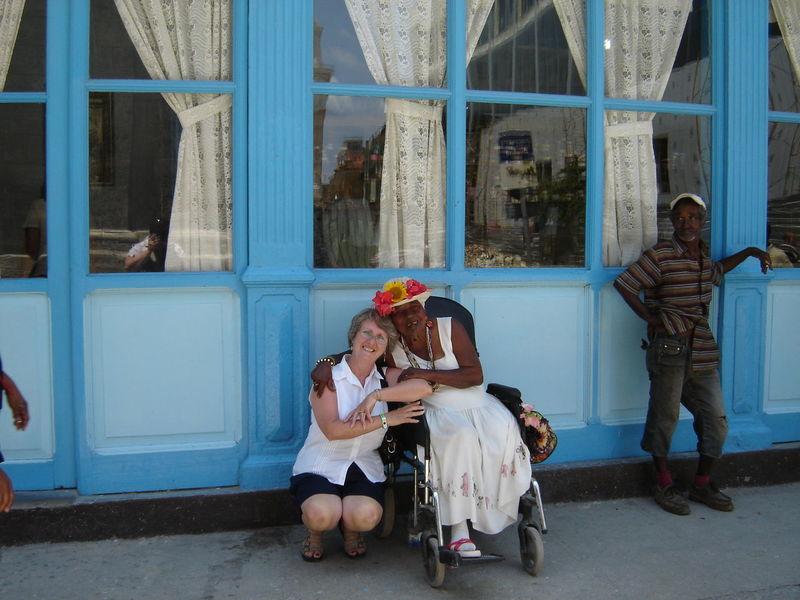 Cigar Cuba Cuba Havana Fidel Castro's Island Old Lady Outdoors People People Of Cuba Togetherness Two People Women