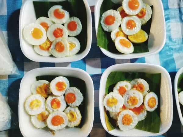 Egg Egg Yolk Food Ready-to-eat Food And Drink Healthy Eating Freshness Directly Above Egg Carton Food State Breakfast Indoors  SLICE Fried Egg Egg White No People Day