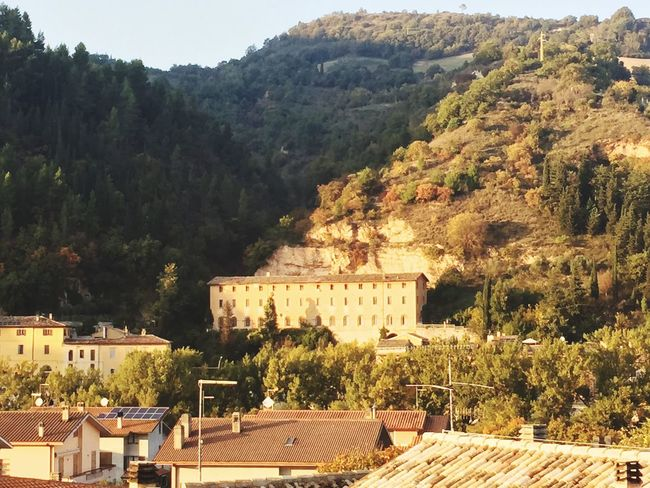 Marche Fossombrone Italy