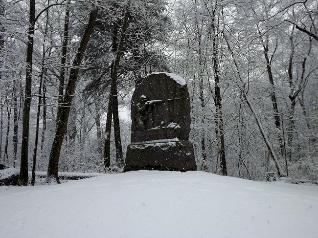Culp Hill Historical Monuments History Civil War History Civil War Pennsylvania Beauty Pennsylvania Gettysburg,pa Winter Wonderland