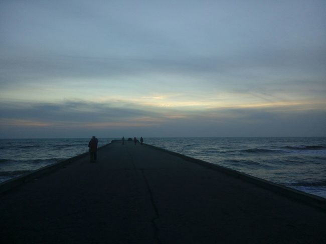 новофедоровка умиротворение Hello World закат🌇 Крым Blacksea Crimea Sea