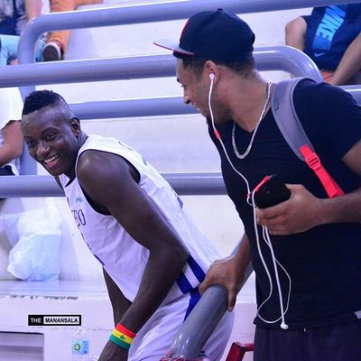 @karbala26 ??? . . . Fmc FrMartinCup ADMUvsUE TeamB agb ateneogloryB admu ateneo hoop basketball themanansala