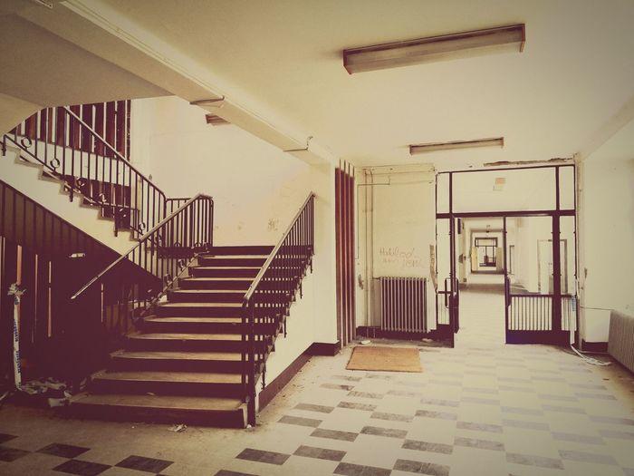 Abadoned school