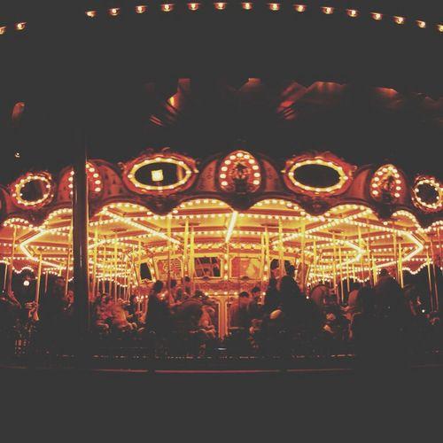 Cinderella carousel
