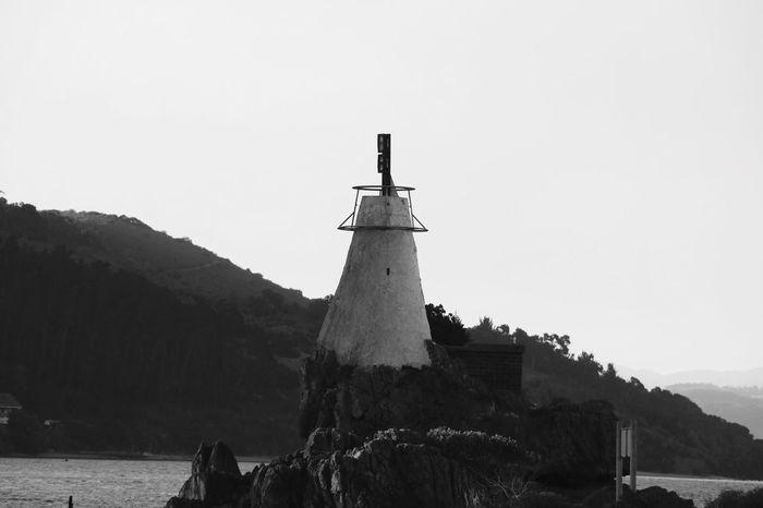 No People Mountain Clear Sky Day Outdoors Sky Marina South Africa Knysna Knysna Heads Lighthouse