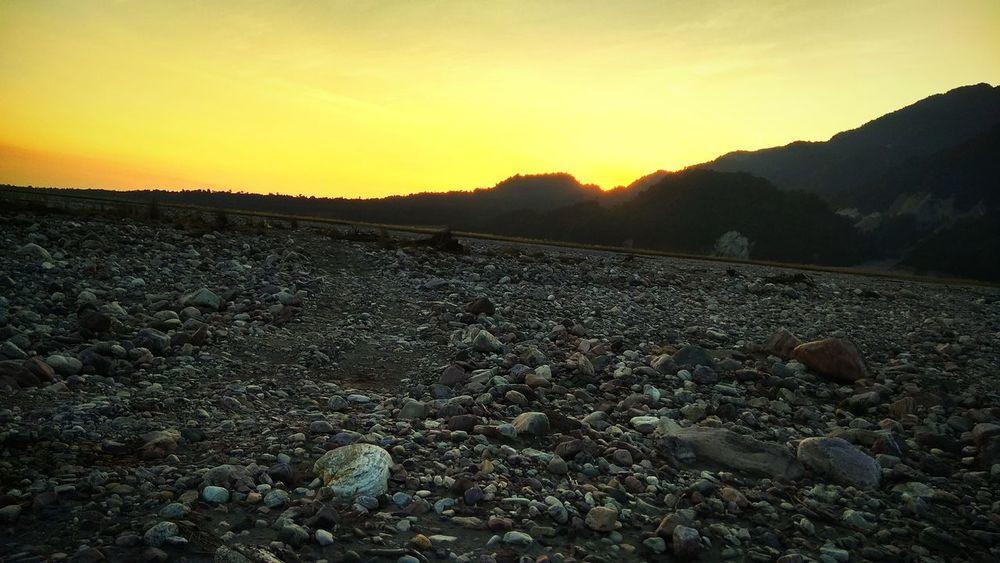 Sunset Valley Landscape Mountain Outdoors Rivervalley Arunachal Pradesh