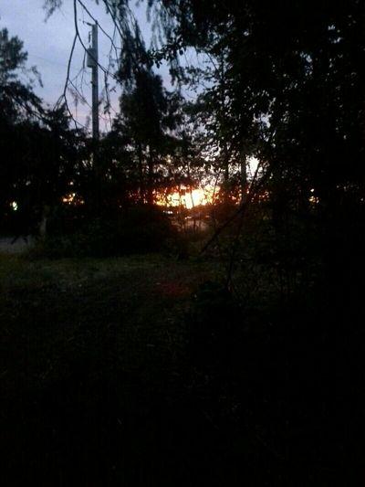 Sunset how