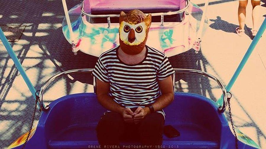 The lonely owl guy deserves a VSCO edit (quien sepa quién es por favor etiquételo) InstameetCcs2015 WWIM12 Hoyconocí Todayimeet