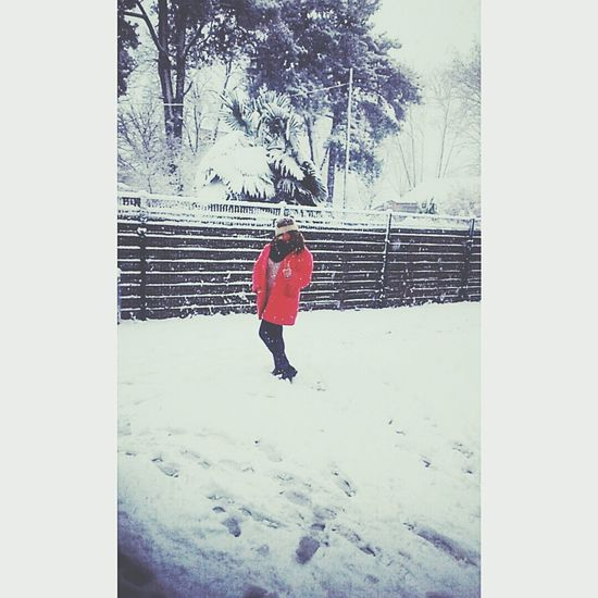 Taking Photos Relaxing That's Me Enjoying Life Hello World Cheese! Winter Neige❄ Cold Winter ❄⛄ Happy